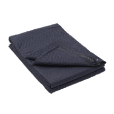 folded moving blanket