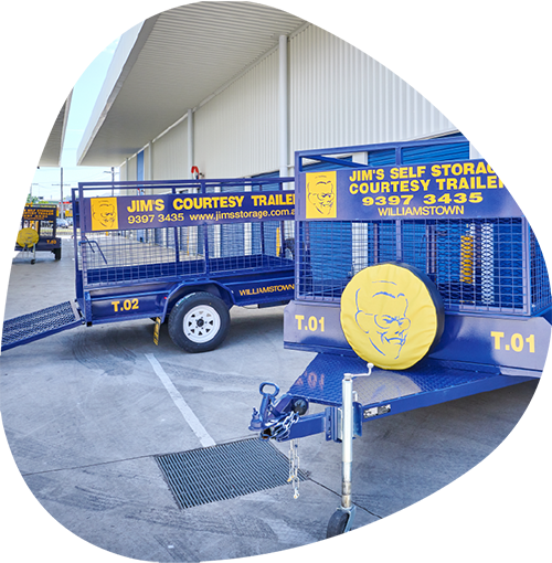 self storage trailer