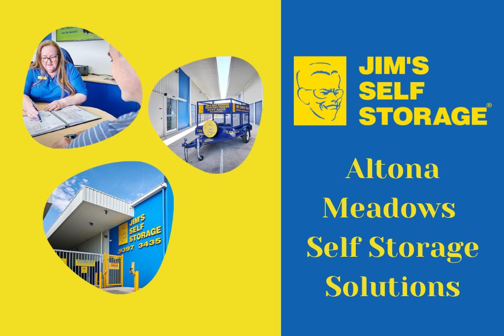self storage altona meadows banner